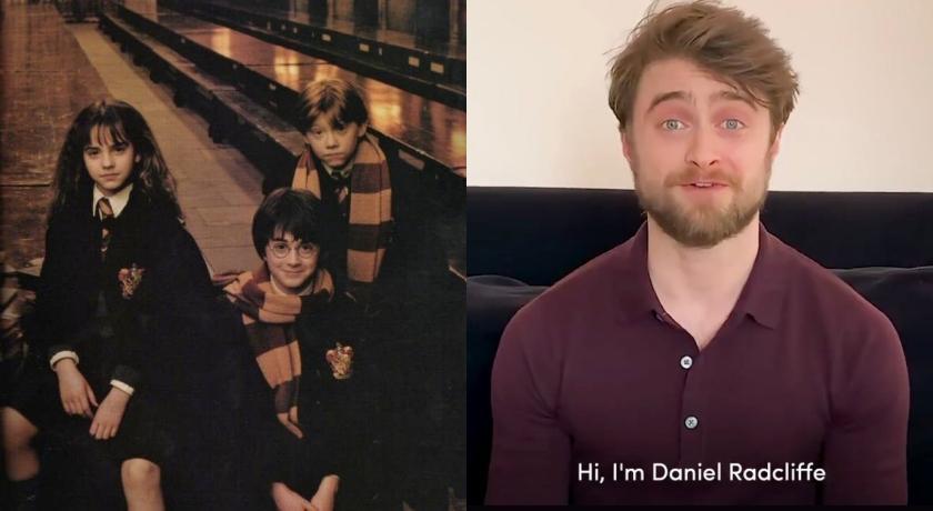 大彩蛋!《哈利波特》男星時隔9年「重返」霍格華茲