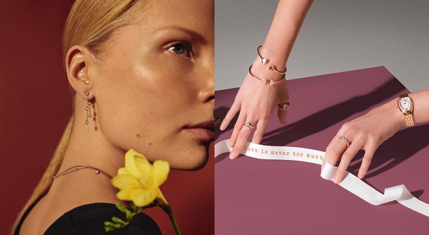 優雅系鑲鑽項鍊、手環、戒指!今年母親節就送「鑽石」給媽媽