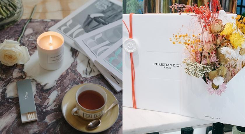 (有片)居家生活再升級!Dior 香氛世家推獨家法式包裝,讓優雅毫不費力
