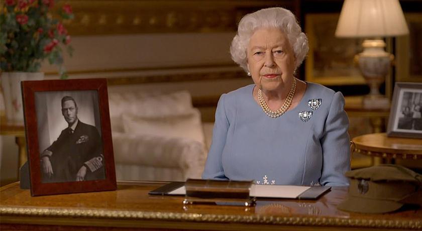 武漢肺炎》英女王發表談話振奮人心:這場「全面戰役」一定會贏!
