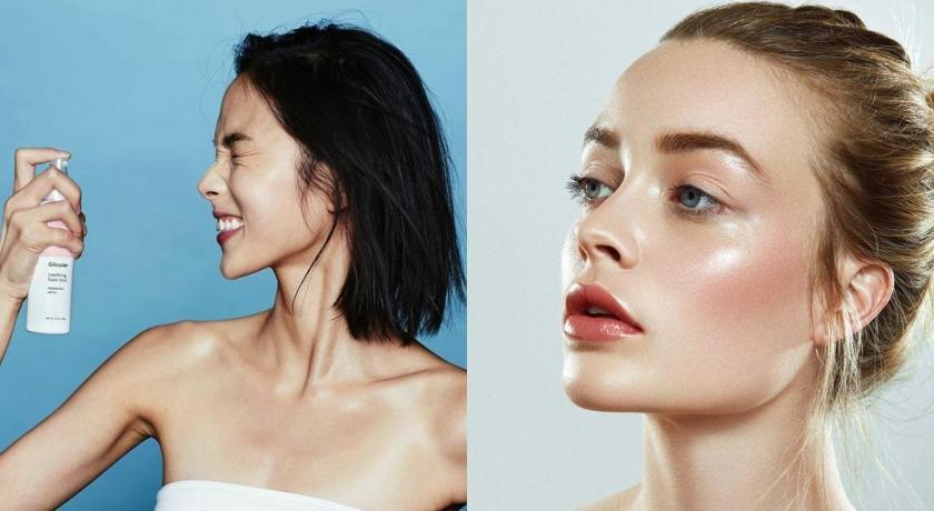夏日防脫妝!彩妝師都在用的「定妝噴霧 5 大招」妝容更持久精緻