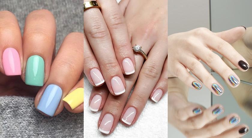 指尖也要換季!2020夏季指彩必收關鍵字:極光、法式、糖果色