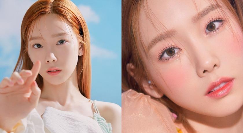 太妍回歸橫掃15大音源榜!挾女神光登時尚雜誌「表白粉絲」