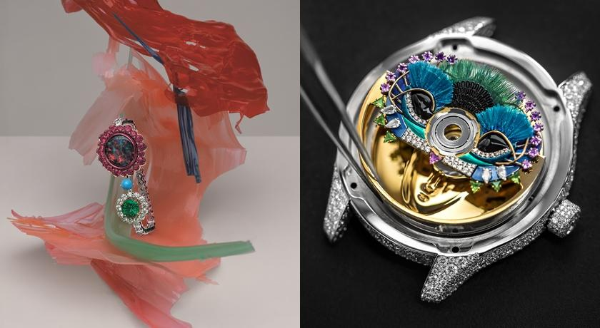 Dior 大玩「不對稱」設計!戒指上主石排排站就像三胞胎超可愛
