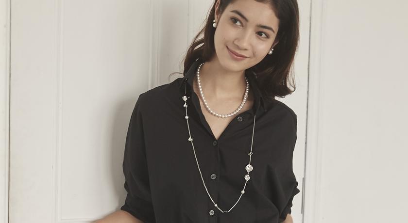潮人都穿牛仔褲配珍珠項鍊!MIKIMOTO 推日常珠寶顛覆想像