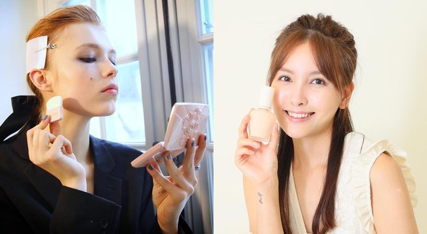 美妝版狂推的「PJ小香檳」又進化了!稱霸18年的經典隔離乳打造業界最高防曬力