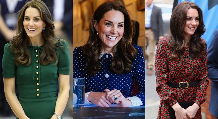 不愧最美王妃!若未成為「皇室成員」凱特竟會從事這一職...