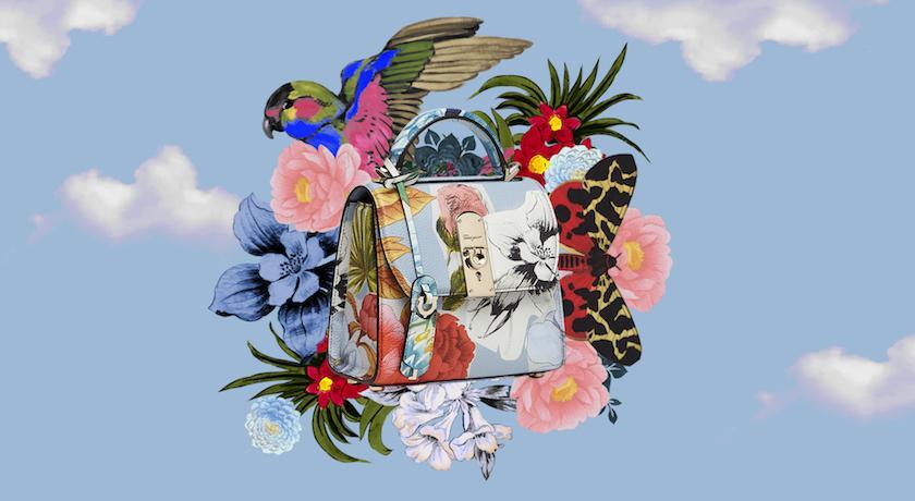 絕美印花滿場飛!Ferragamo絲綢系列秀經典工藝