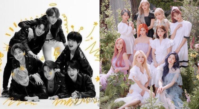 粉絲力量大!韓流粉絲反歧視用BTS、TWICE美圖癱瘓社群