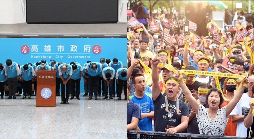 「罷韓周邊小物」爆紅!免費黃絲帶拍賣網上喊到 120 都有人買