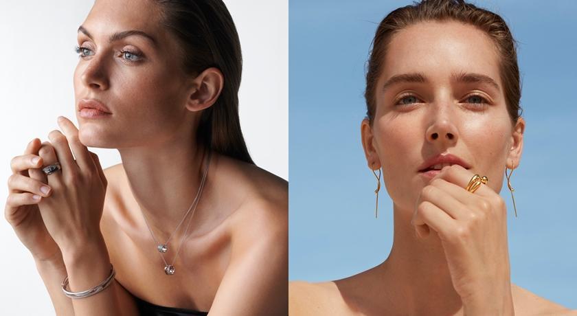 珠寶界裡的叛逆設計!不規則「流線型」戒指、項鍊怎麼那麼美