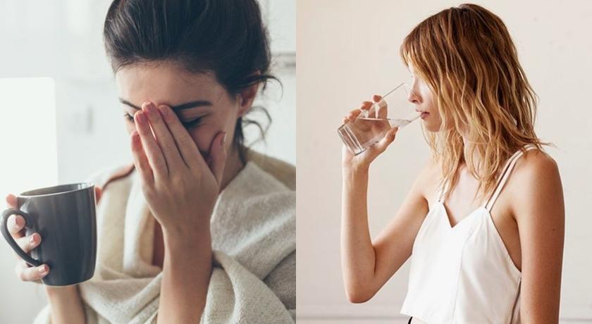 曬太陽、運動後才可能「脫水」?專家:減肥和生理期更要小心