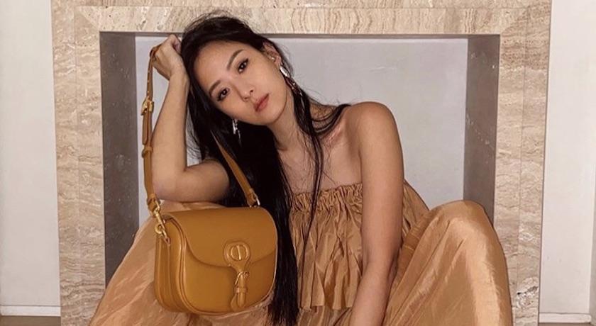 孫芸芸、Angelababy搶著揹!Dior新包命名藏「真愛」