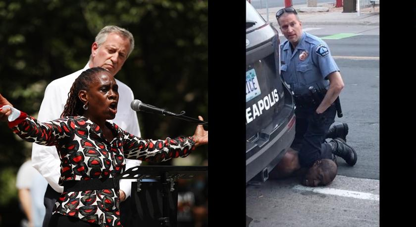 名人故事》女兒挺非裔遭逮、老婆曾為「女同志」!紐約市長白思豪一家特立獨行令人驚奇