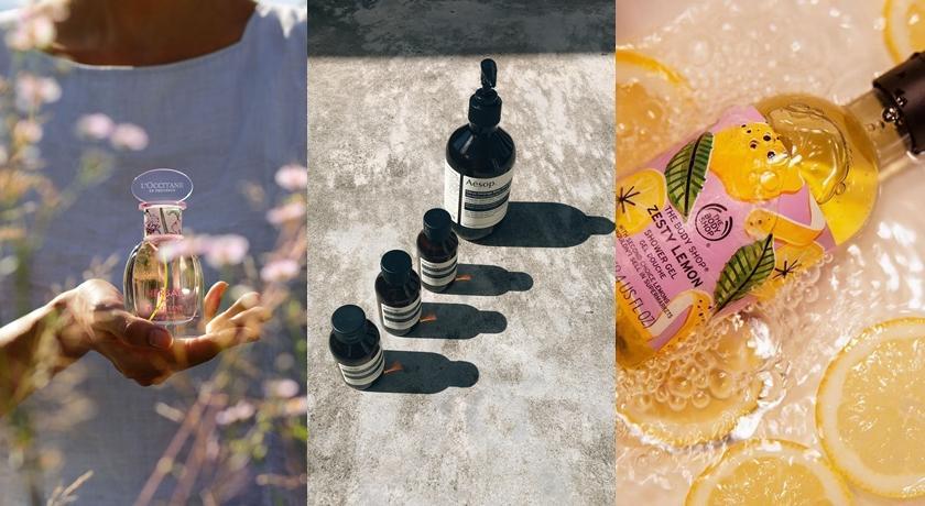 光味道就贏一半!夏季身體保養首選「苦橙、檸檬、小黃瓜」一舉趕走悶騷