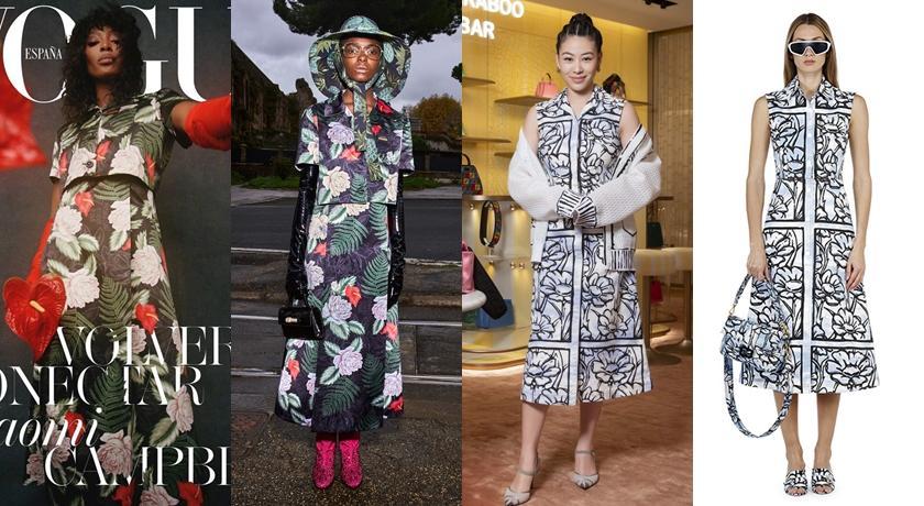 【時尚前後台Top 5】周子瑜短裙登封成台灣之光、朴信惠狂秀白皙長腿
