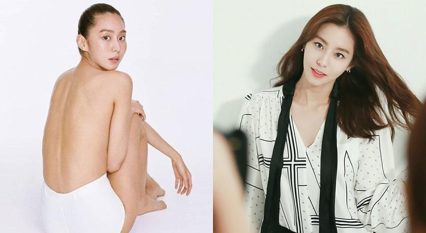 韓前女團挑戰尺度「脫了」拍性感畫報!自曝為了身材曾8年每天只吃一餐