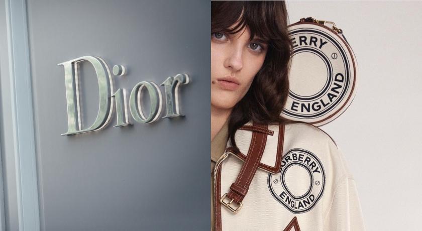 疫情高峰後品牌首秀!Dior早春秀七月直播、Burberry「同一時間」見