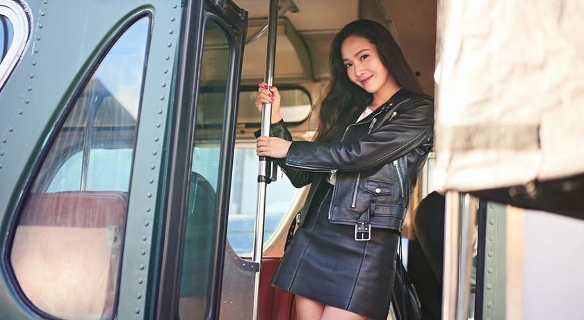 Jessica 晉升「國際咖」拿下美妝品牌全球大使!幕後花絮曝光:比正片還美