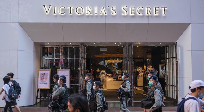開幕才不到兩年!維多利亞的秘密香港旗艦店宣告收攤