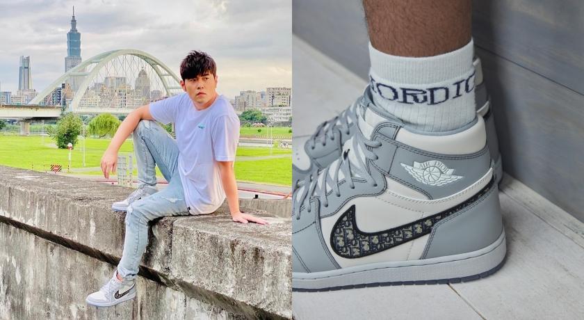 500萬人瘋搶!Dior x Air Jordan黃牛開出「離譜天價」