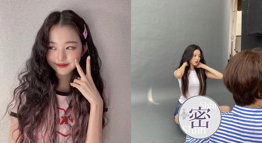15歲韓女團下身失蹤曝「超狂12頭身」!網驚嘆:比例強盜來了