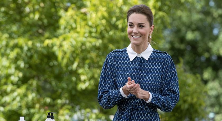 疫情鬆綁後二次現身!凱特王妃綁高馬尾「變髮」讓粉絲暴動了