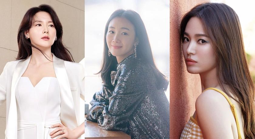 韓女星2020片酬排行榜出爐!宋慧喬、李英愛都不敵她一集250萬奪冠
