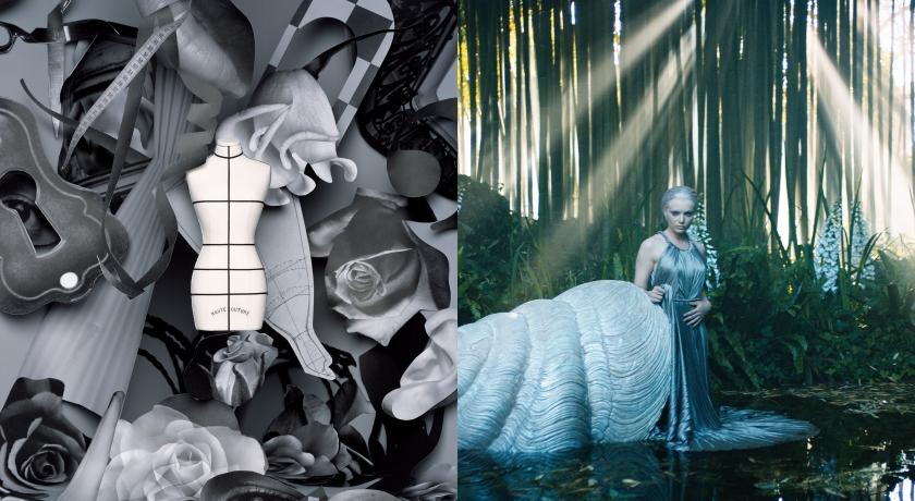不辦秀衣服也「縮水了」?Dior秋冬高訂這樣呈現精巧工藝