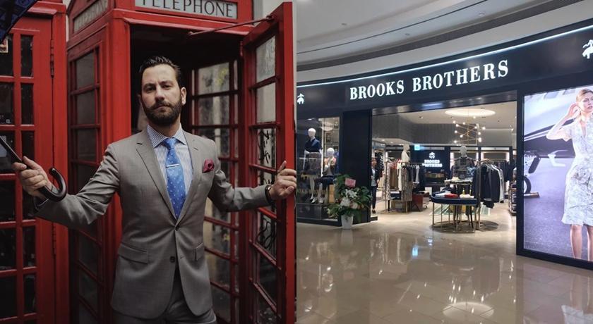 八成員工放無薪假!美國老牌 Brooks Brothers 不敵疫情申請破產