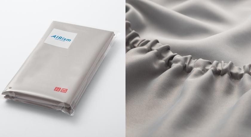 再也不怕「被熱醒」!UNIQLO涼感寢具首登台款式售價曝光