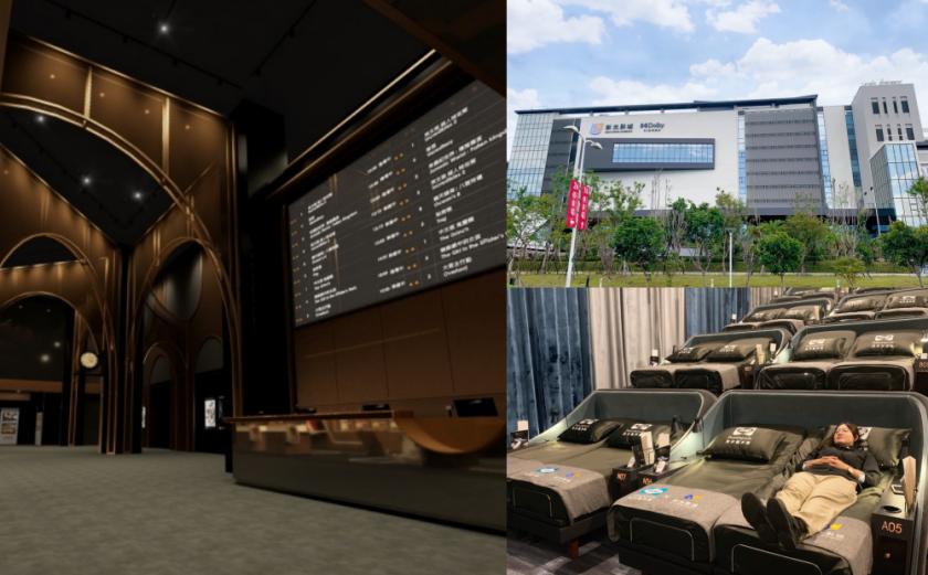 40家美食名店、超豪華影廳!桃園玩樂新地標「新光影城」亮點搶先看