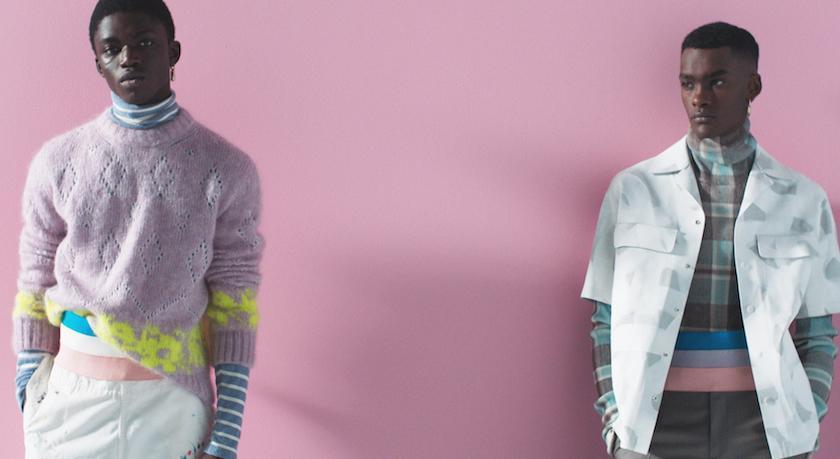 前進非洲大陸!Dior 2021夏季男裝「肖像畫上身」藏鄉愁