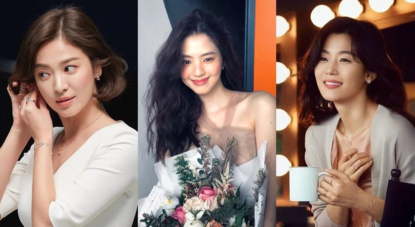 韓素希擠下宋慧喬、全智賢!笑納 2020 韓國最新「廣告女王」