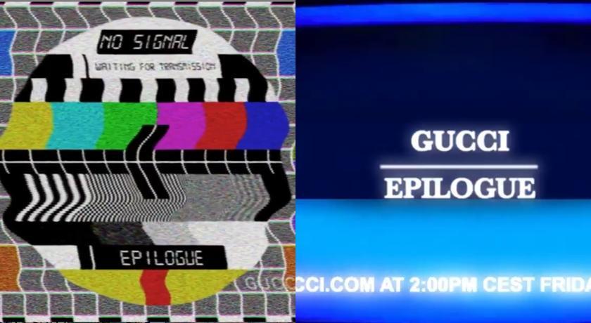 GUCCI 線上大秀17日連續直播 12小時!搶先看曝光指彩超經典