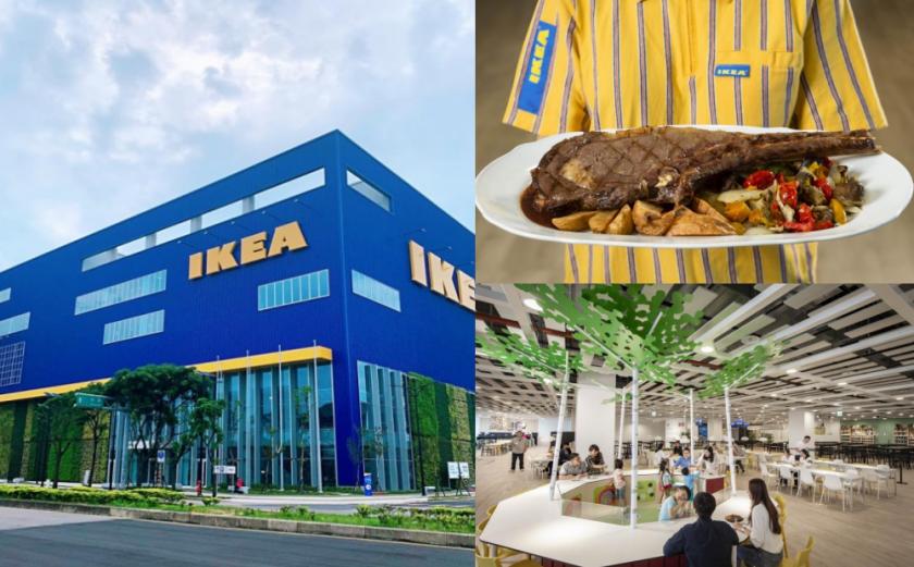 北台灣最大IKEA來了!巨無霸戰斧牛排、4 大必逛亮點搶先看