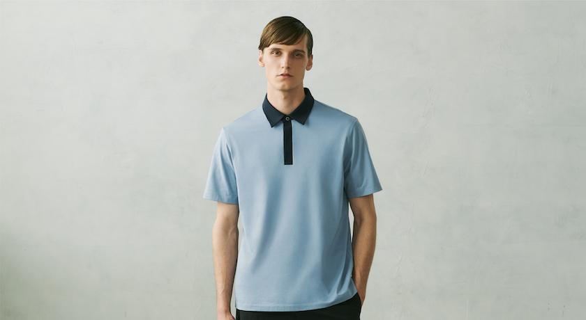 Polo衫可以更時髦?UNIQLO聯名Theory打造摩登休閒男裝
