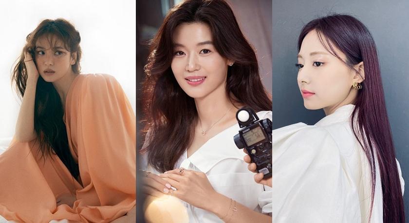 韓國「自帶貴氣」偶像票選Top10!周子瑜、宋慧喬、全智賢全都輸給他