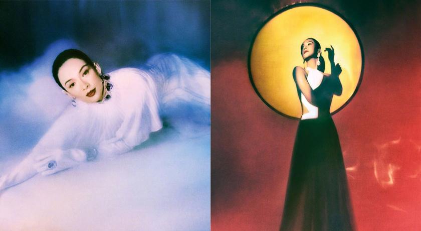章子怡這張照片竟超過 22 億!復古風格評價兩極「仙氣vs. 妖氣」吵翻了