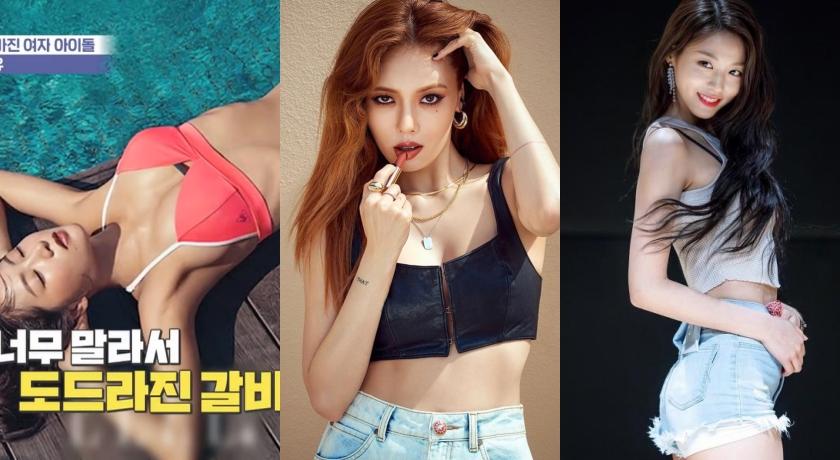 泫雅直接落榜!韓國「最想擁有的身材」第一名女星從來不減肥?