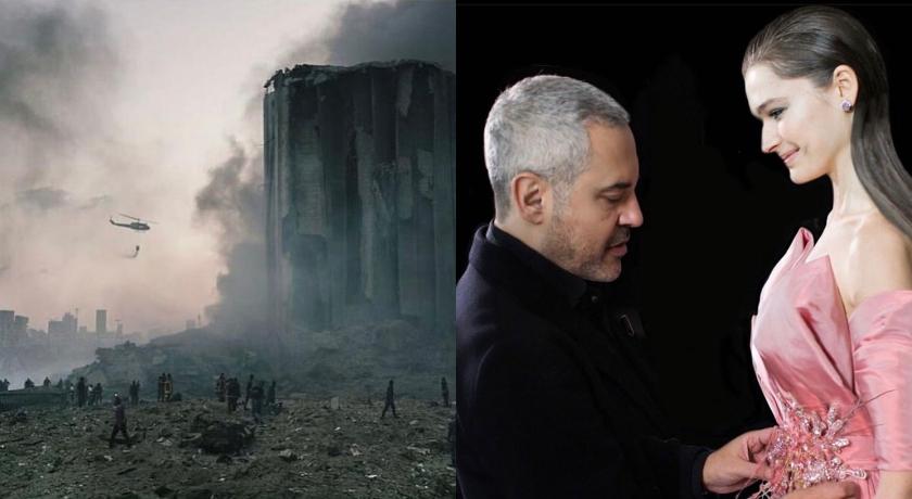 貝魯特爆炸「紅毯衣櫃」遭殃!總部全毀:當時所有人都在辦公室⋯