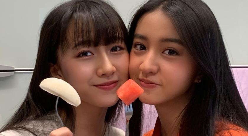 木村光希、心美最新「姊妹同框照」曝光!放大看有驚人發現