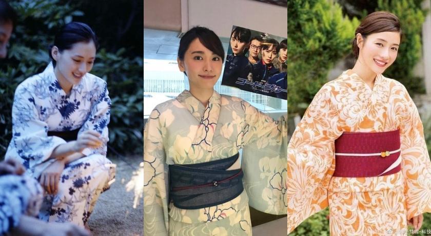 日本票選「最適合浴衣」女星!綾瀨遙僅排第三、「她」睽違三年重返第一