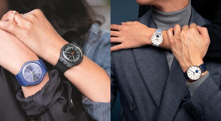 最有意義的情人節禮物其實是「對錶」!萬元以下到破 50 萬都有
