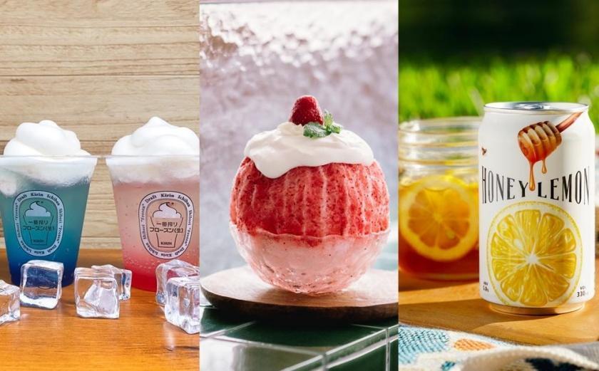 絕美刨冰、臺虎冰啤一次嚐!誠品生活「解暑俱樂部」美食冰品限時供應