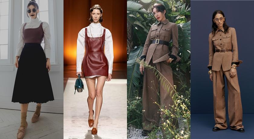 【時尚前後台Top 5】楊丞琳大膽穿「透視洋裝」、吳卓源高衩逼腿根