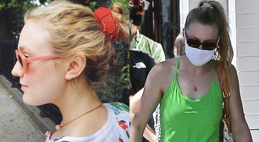 《暮光之城》女星「戴口罩」上街!完全沒人發現大明星在身邊