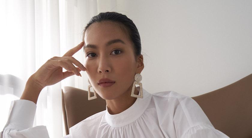 台灣網紅跨國登上H&M秋季形象!莫莉:簡直層層闖關打怪