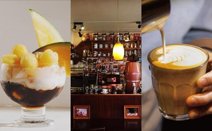 台北最佳咖啡店 Top 7!世界第一再度奪冠、超神秘西瓜咖啡受矚目