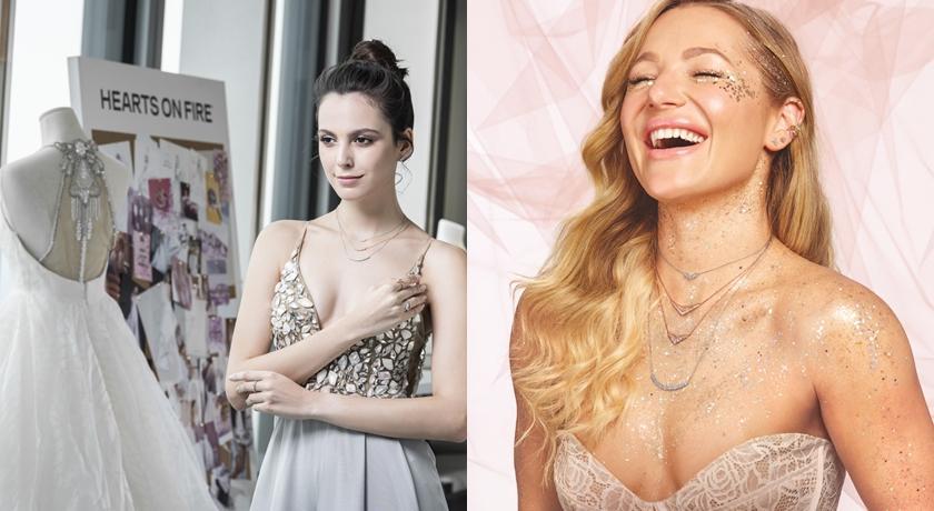 百萬追蹤「網紅設計師」跨界做珠寶!用鑽石排成蕾絲好浪漫